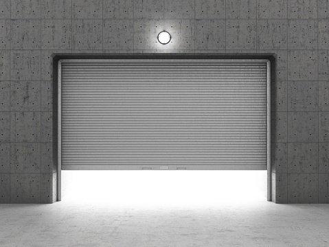 Merits Of Hiring Garage Door Repair Services