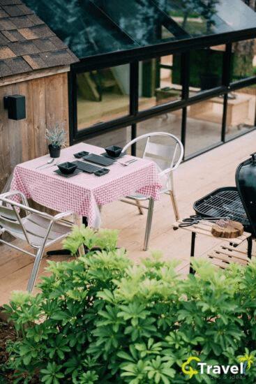The Birder's Lodge Cafe'