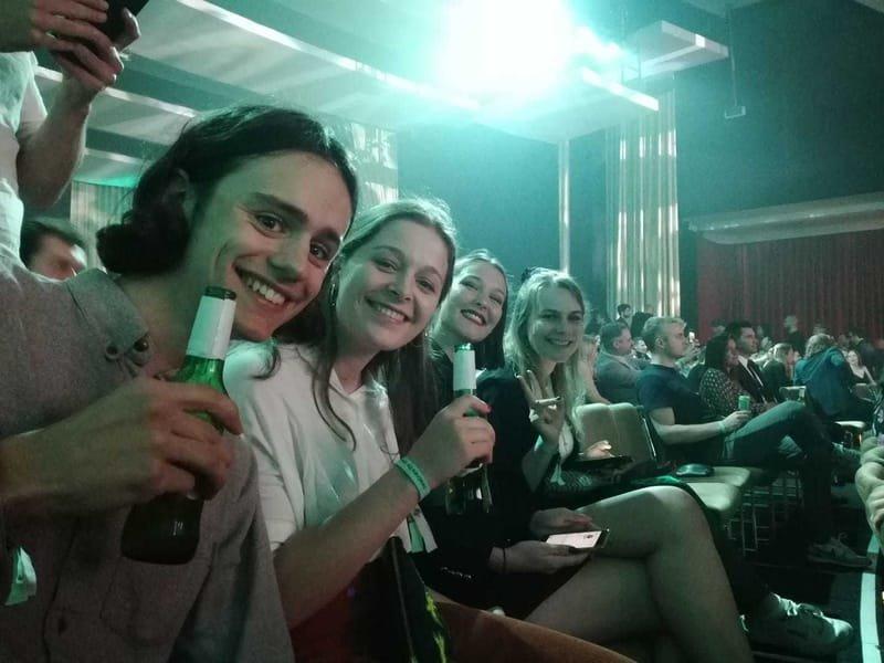 Gala du Creative Belgium (Knokke 2019)
