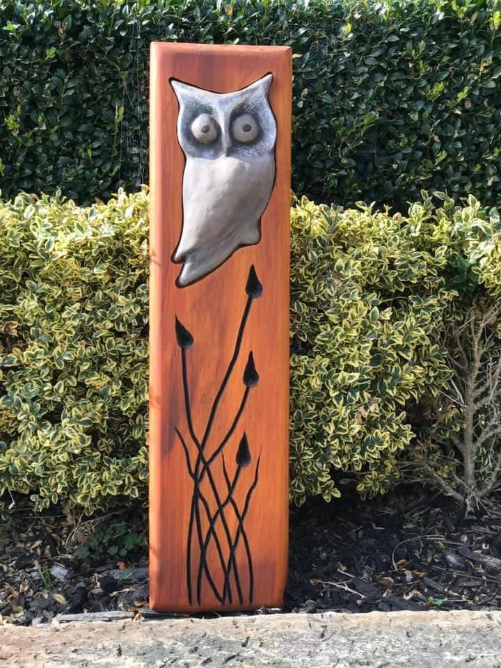 Matai Owl, $150