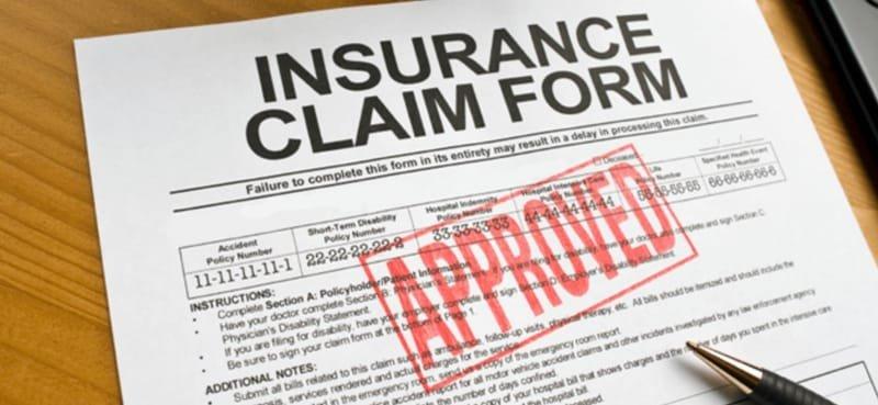 Insurance claims HOUSTON