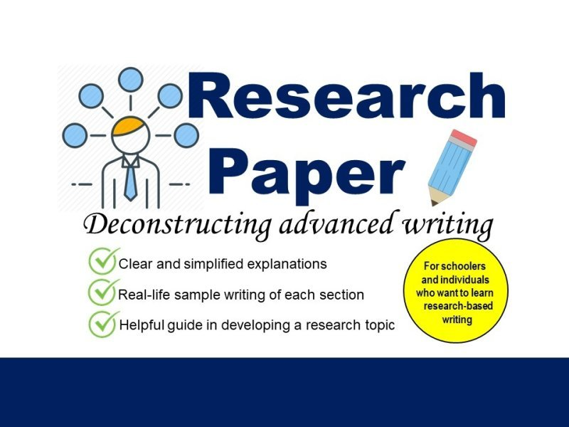RESEARCH PAPER WRITING 4
