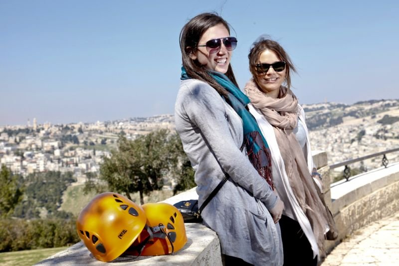 טיול כיף עם חברים בירושלים