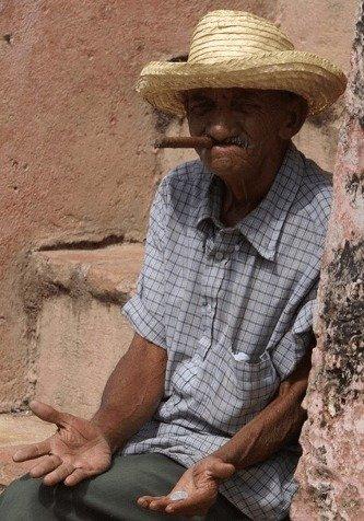 Ayuda a un Anciano