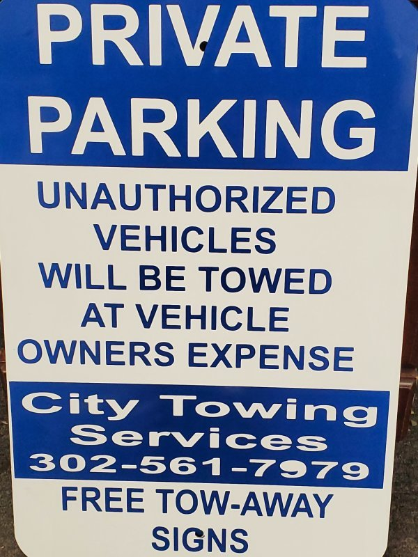 Parking Enforcement