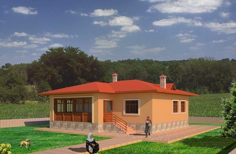 Köy Evleri  Projesi
