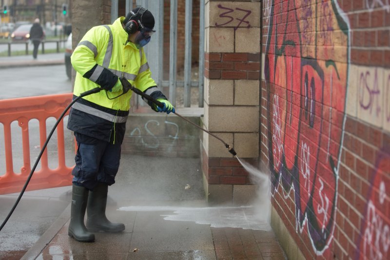Dealing with the grime and crime