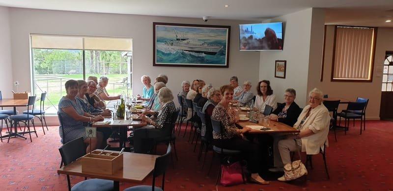 Lunch at Upper Yarra RSL