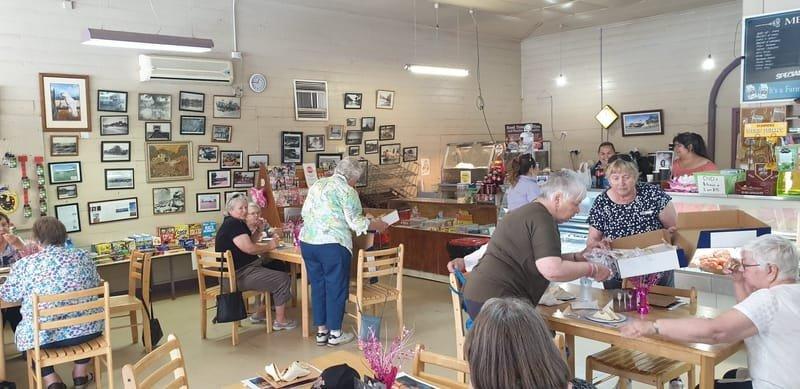 Community Store Morning Tea