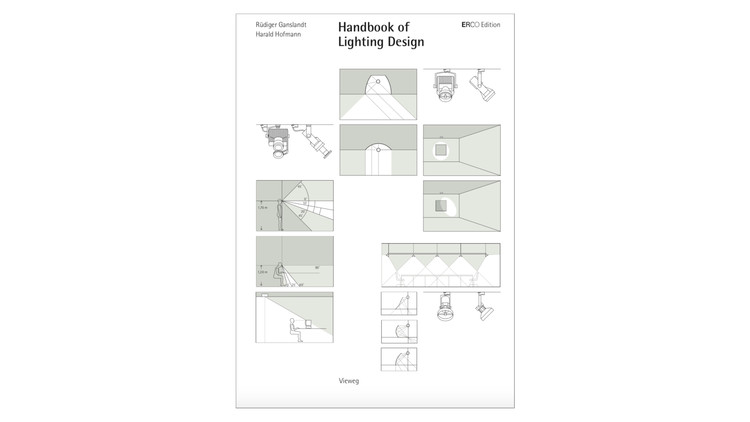 Manual de iluminação / Rüdiger Ganslandt, Harald Hofmann.  Imagem via Amazon