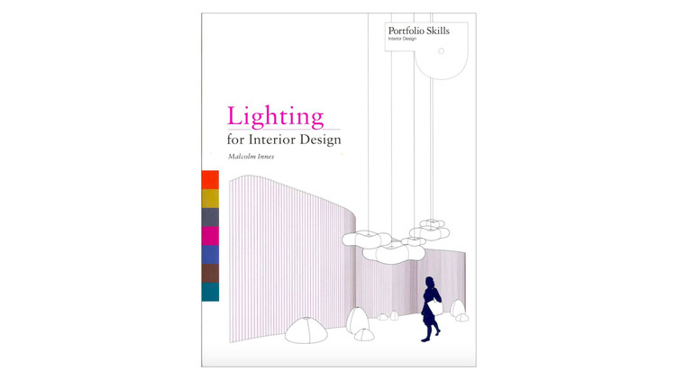 Iluminação para Design de Interiores / Malcolm Innes.  Imagem via Amazon