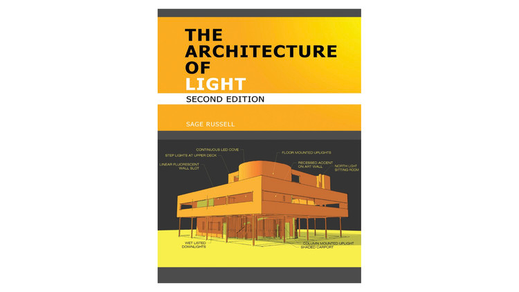 The Architecture of Light / Sage Russell.  Imagem via Amazon