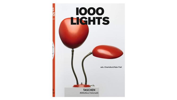 1000 Lights / Charlotte J. Fiell, Peter Fiell.  Imagem via Amazon