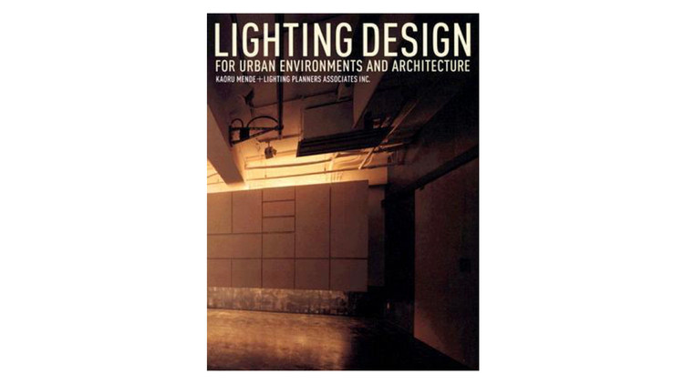 Projeto de Iluminação para Ambientes Urbanos e Arquitetura / Karou Mende, Lighting Planners Associates Inc .. Imagem via Amazon