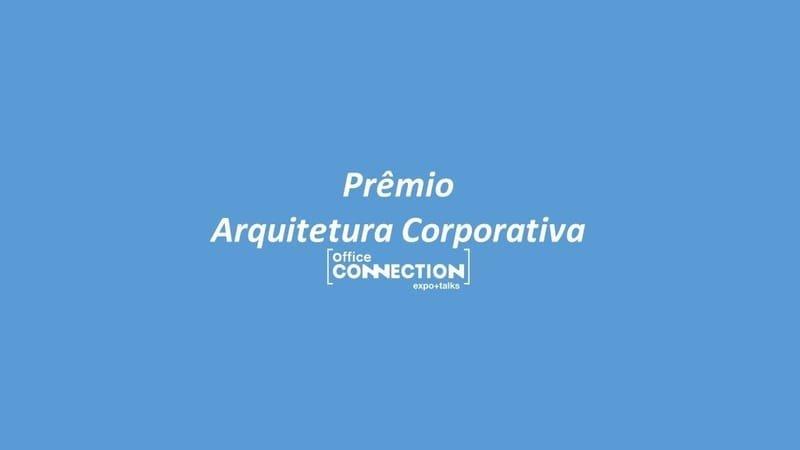 Prêmio Arquitetura Corporativa