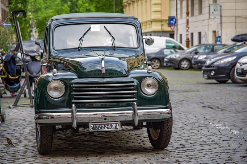Italian Made Cars - Cars and Coffee