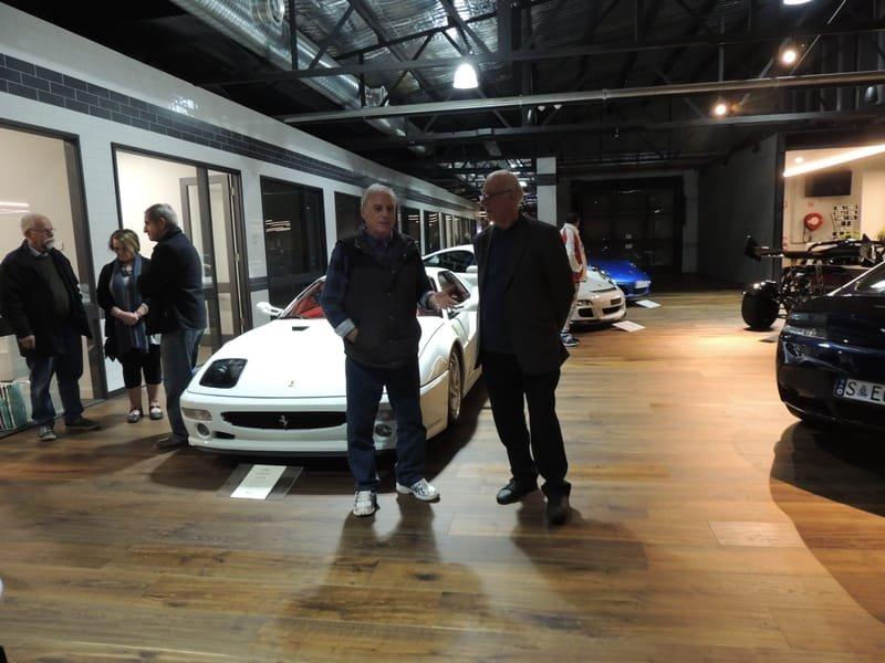 Italian Made Cars - Richmond Classics