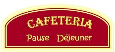 Cafétéria Pause Déjeuner