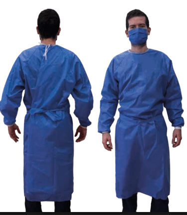 Protective Isolation Gown Level 2