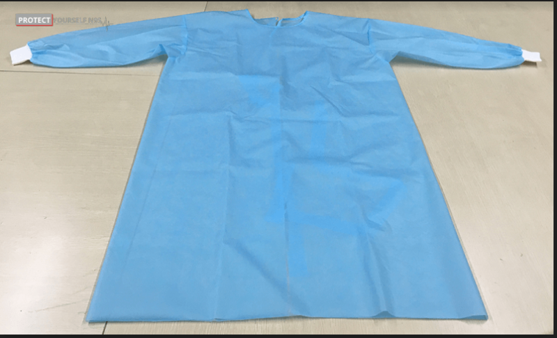 CMS Isolation Gown