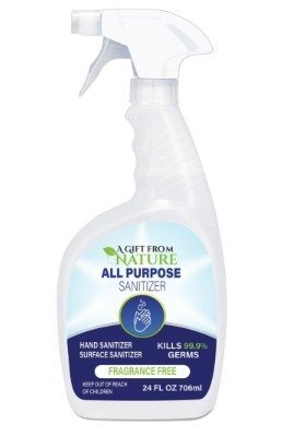 A Gift From Nature All Purpose Sanitizer Spray