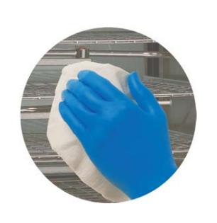 Kleen Guard Gloves G10 Powder-free Arctic Blue Nitrile Gloves