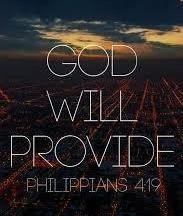 God is your Source