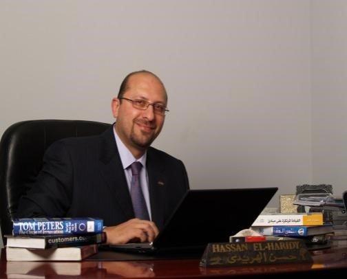 PhD Hassan El Haridy