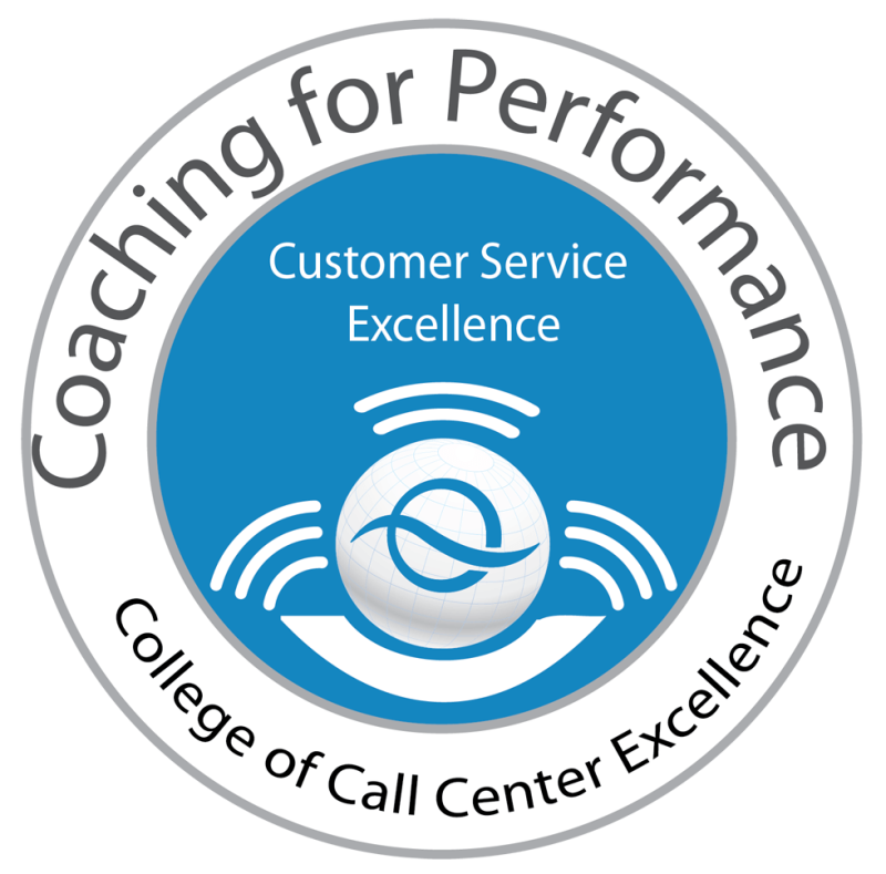 Certified Call Center Coach Program