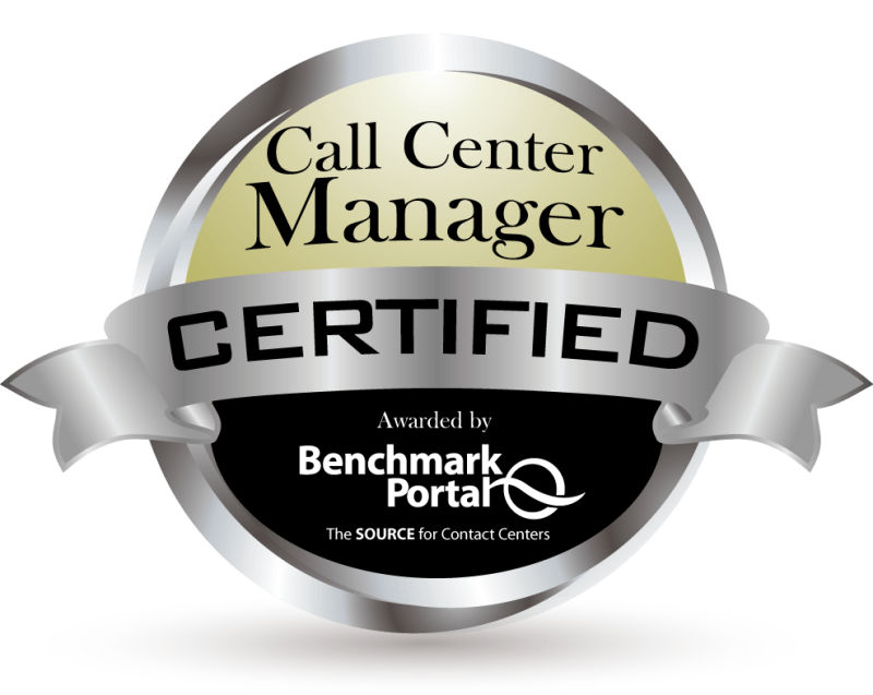 Certified Call Center Manager  Program