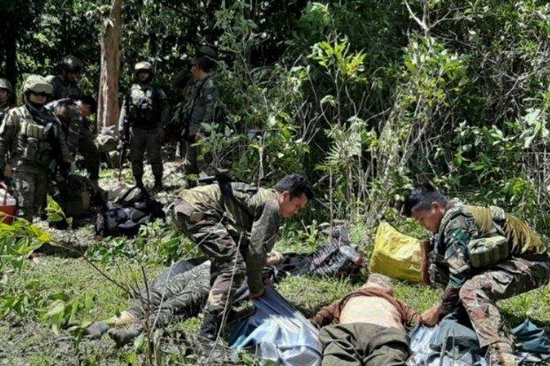 Soldiers dead in military encounter with NPA in Zamboanga del Sur