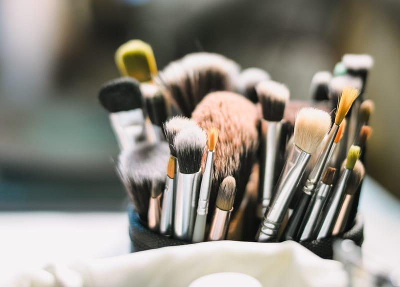 Le cours de maquillage