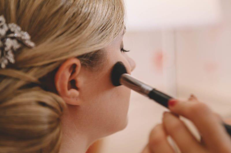 Maquillage mariage naturel, nude et chic