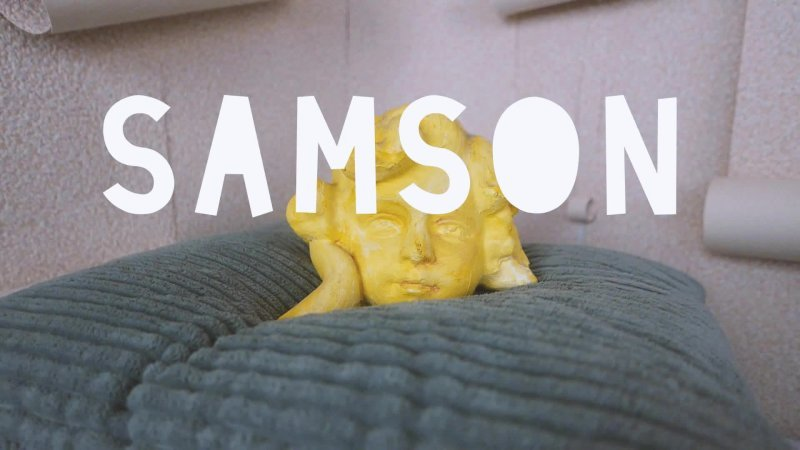 "BACKSTAGE "" Samson """