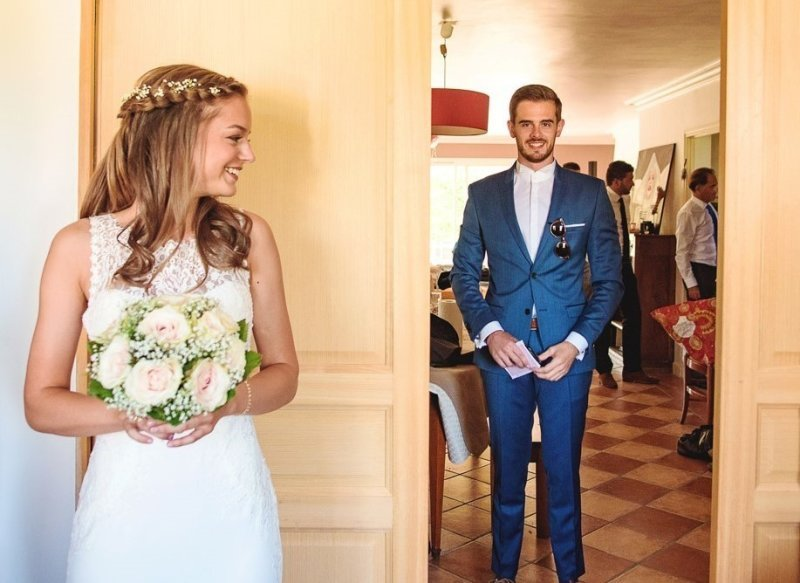 Les prestations mariage : maquillage & coiffure