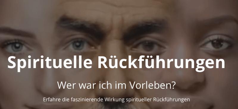 Spirituelle Rückführungen in Frauenfeld Reinkarnationstherapie