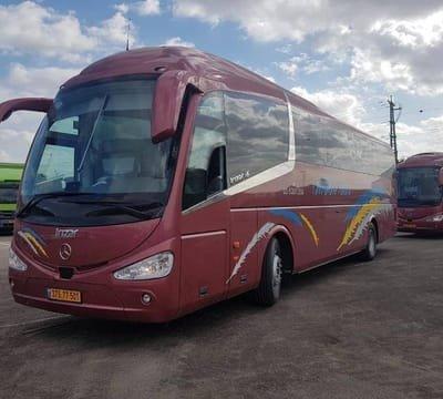 רבני הסעות - שרותי אוטובוסים ומיניבוסים