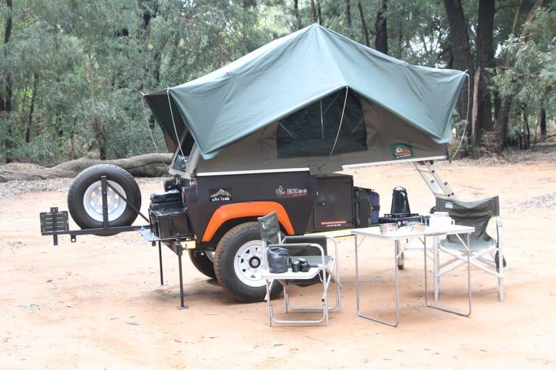 A Camper is born at.EZee
