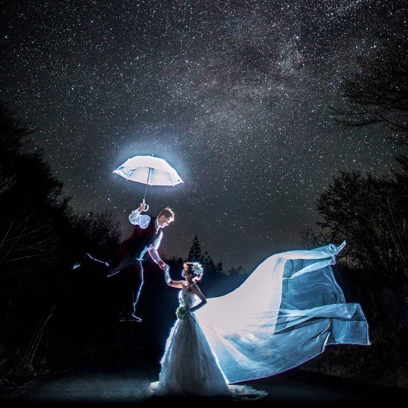 星と海の写真館