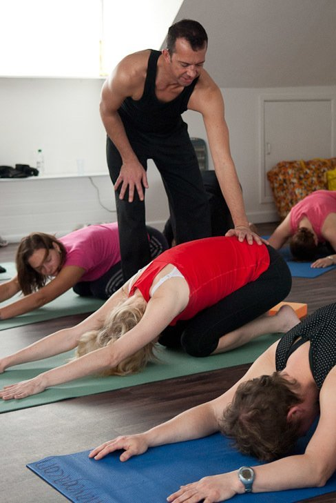 Prescriptive Yoga packages