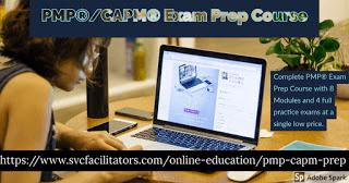Image describing PMP and CAPM Prep Course Online