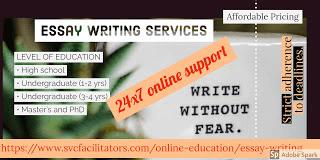 Image describing essay writing services online