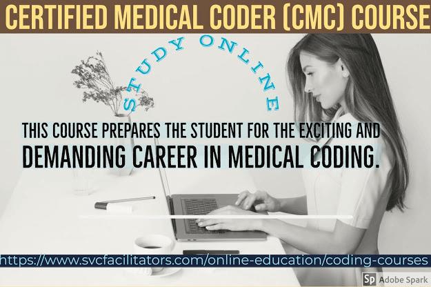 Image describing certified medical coder course online