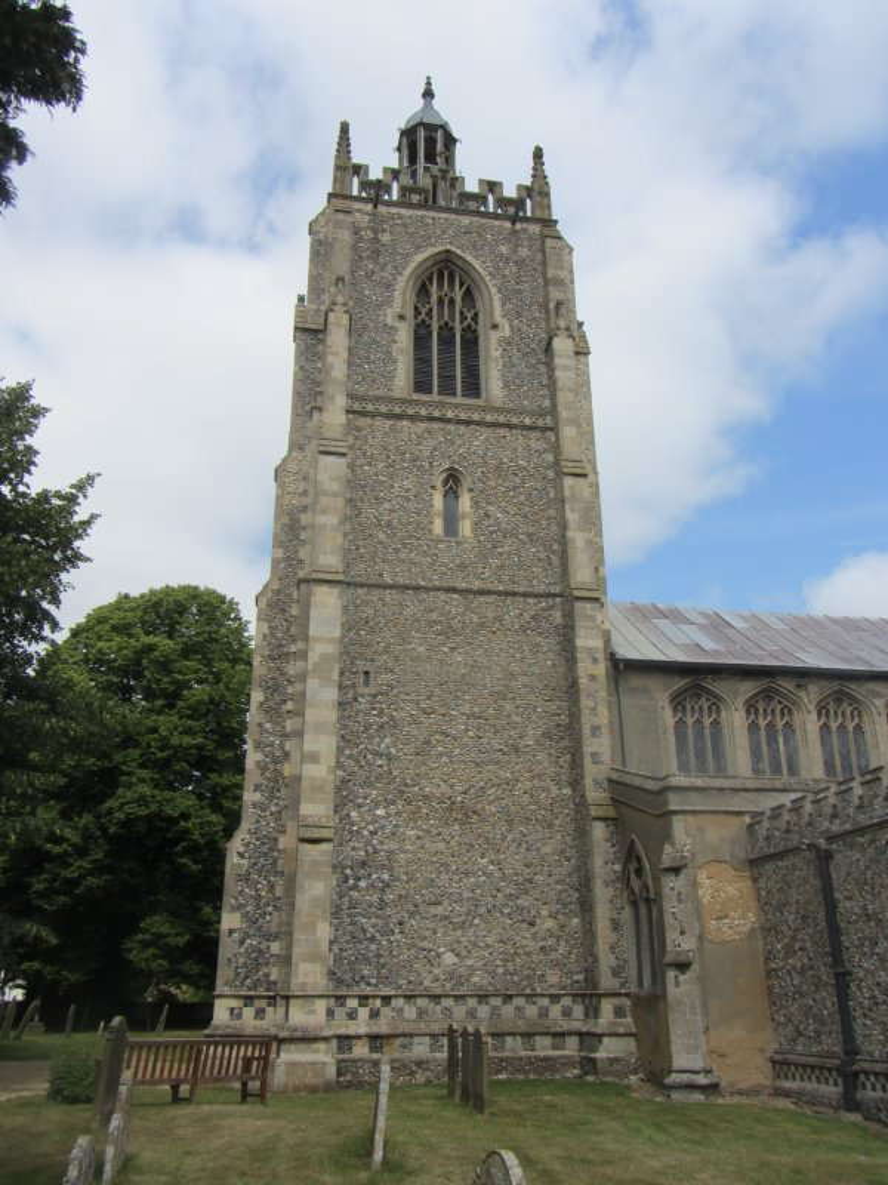 Necton (All Saints) Norfolk.