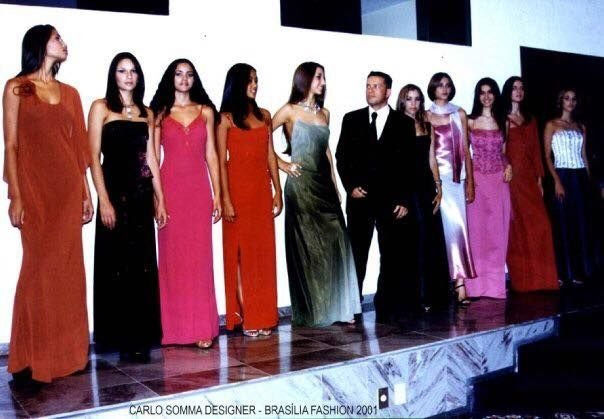 PARADE CARLO SOMMA COLLECTIONS