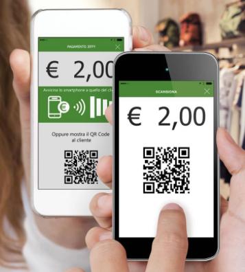 Sistema di Pagamento con QR Code: bT PAY