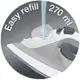 Facile da riempire 270 ml