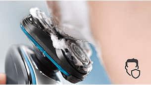 Testine dal profilo arrotondato, per proteggere la tua pelle