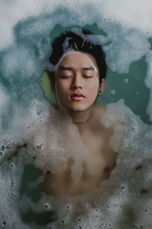 9) Water Therapy