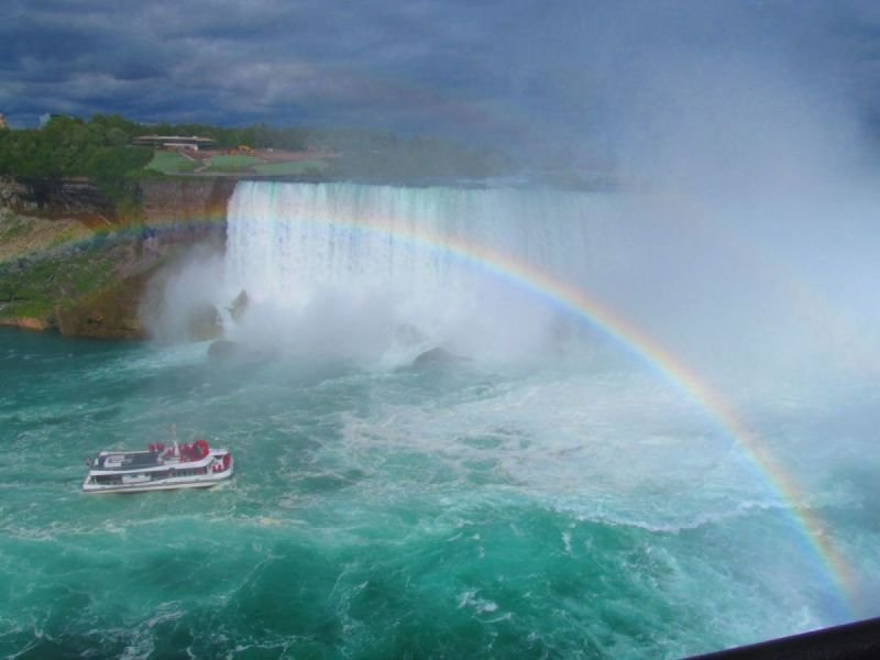 A World Treasure – Niagara Falls provides strength, cleansing and abundance